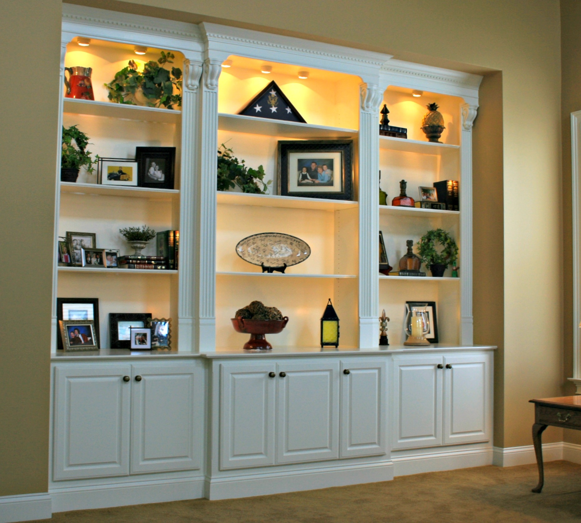 display-cabinets-7 & Display Cabinets are designed and built by Deacon Home Enhancement