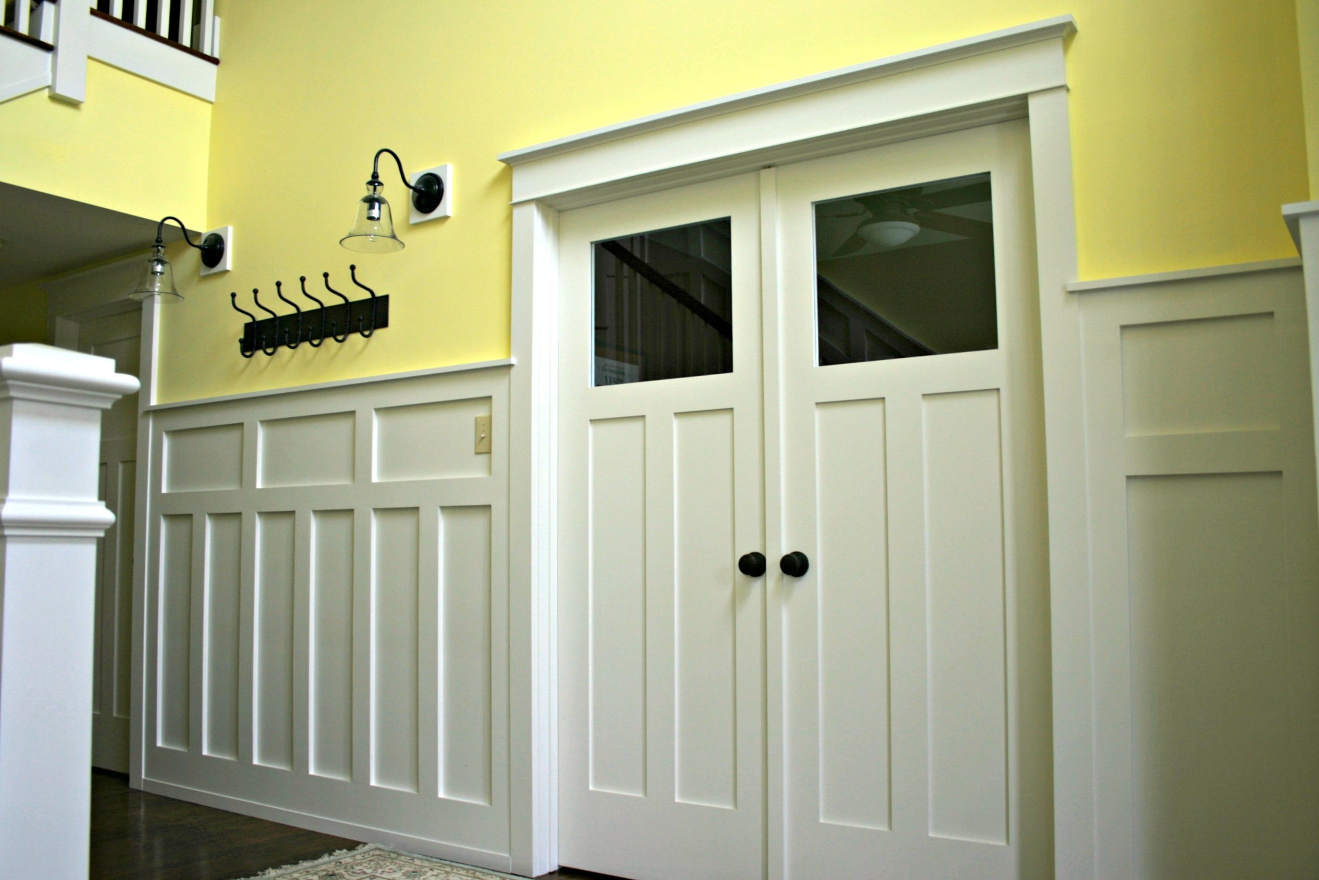 Wainscoting Around Windows Without Casing on wainscoting wall with window, wainscoting at windows, wainscoting panels under windows, wainscoting ideas, wainscoting dining room with window,