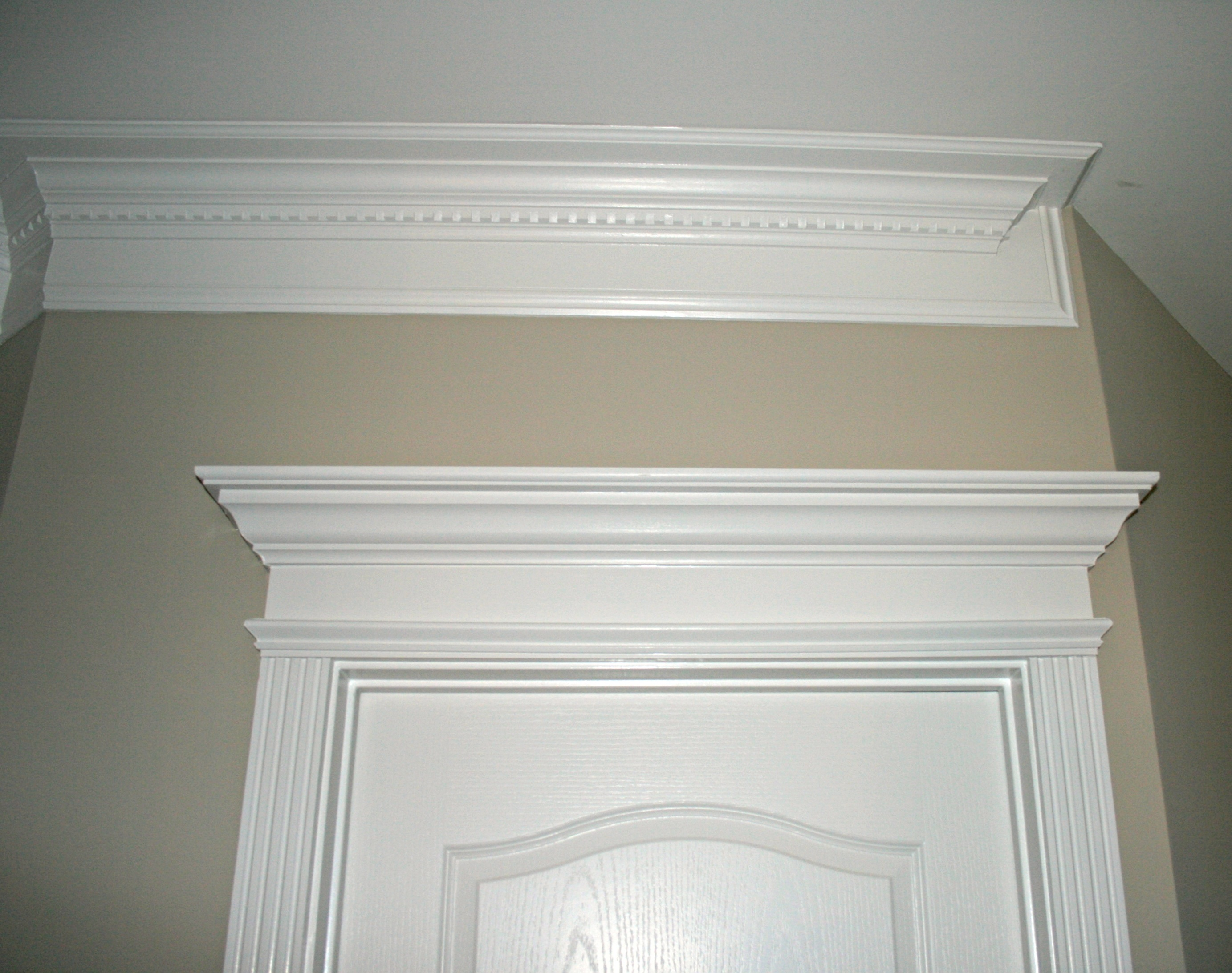 Decorative Exterior Door Trim