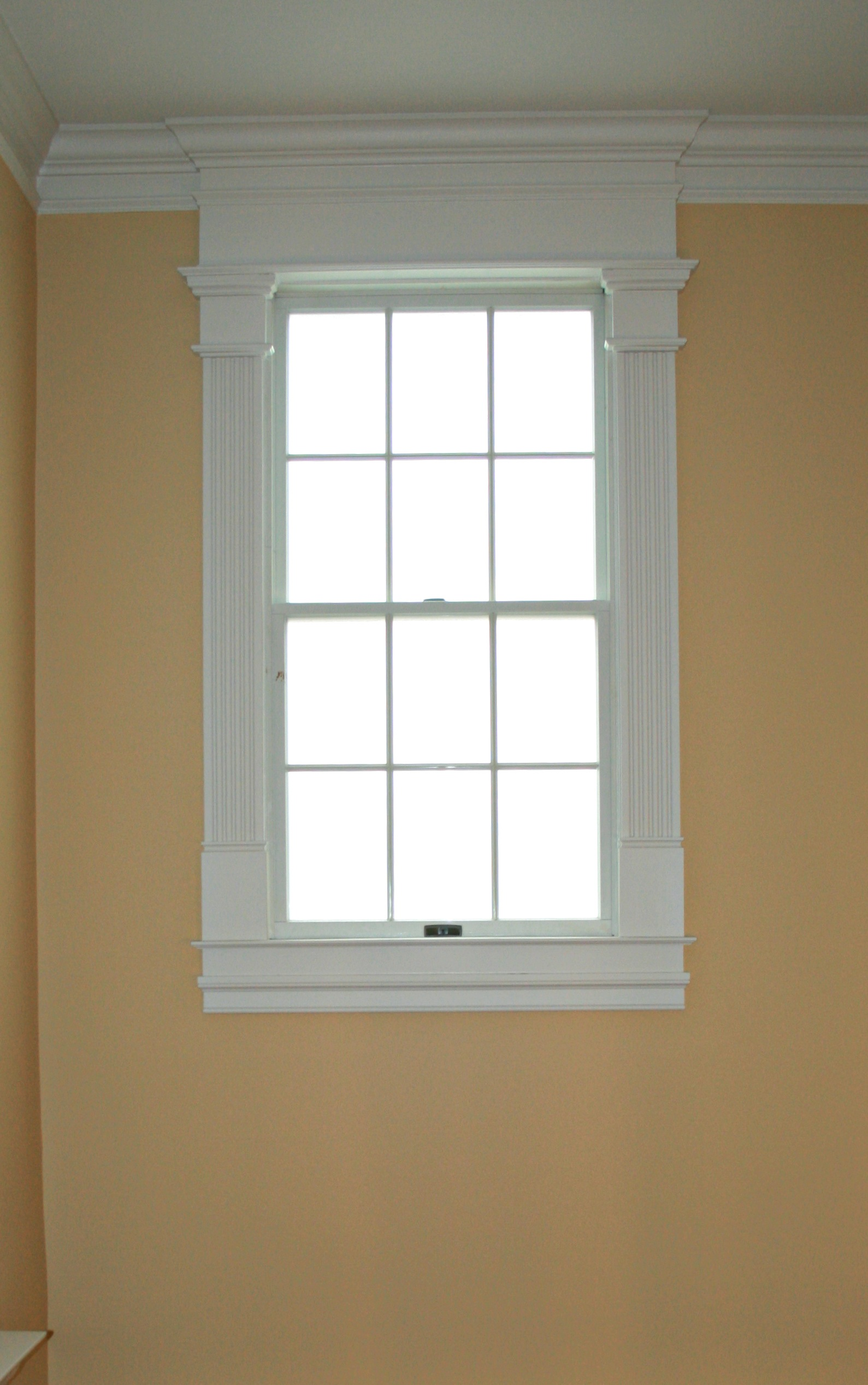 Perfect Trim on Doors, Windows and Base Moldings The Family