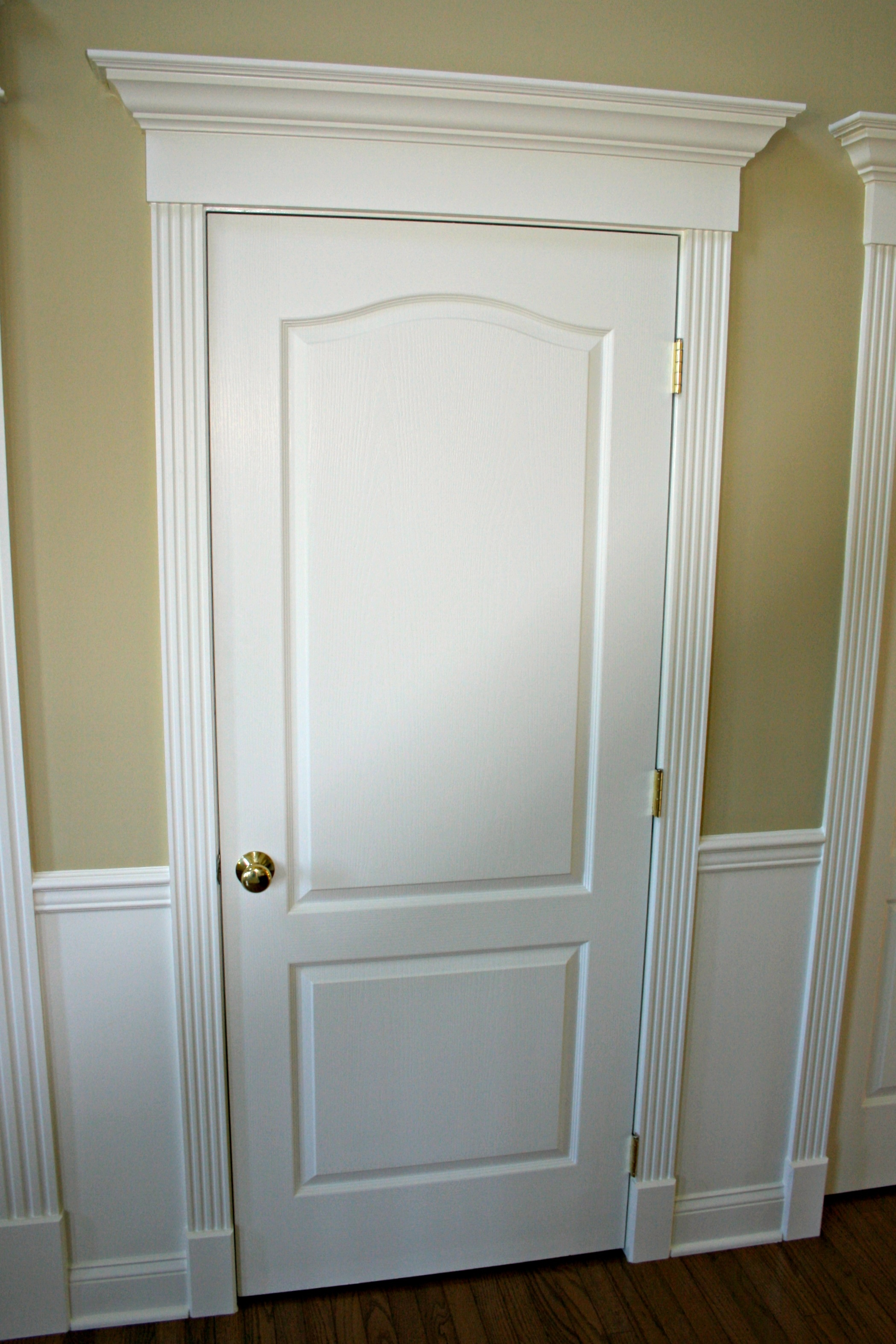 Door casing and window trim installation by deacon home enhancement - Interior Door Installation Deacon Home Enhancement
