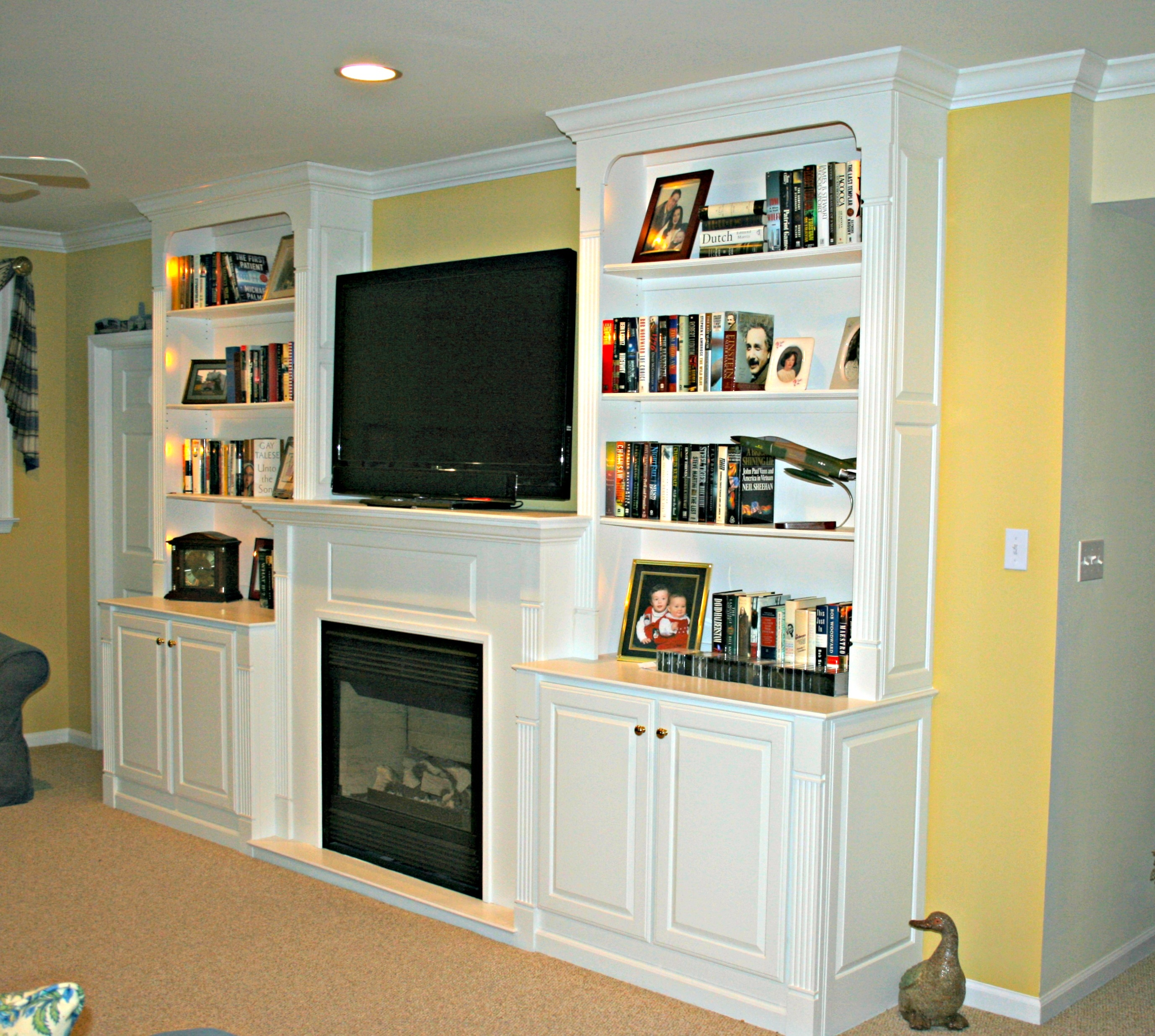 Tv Amp Media Cabinets Built By Deacon Home Enhancement