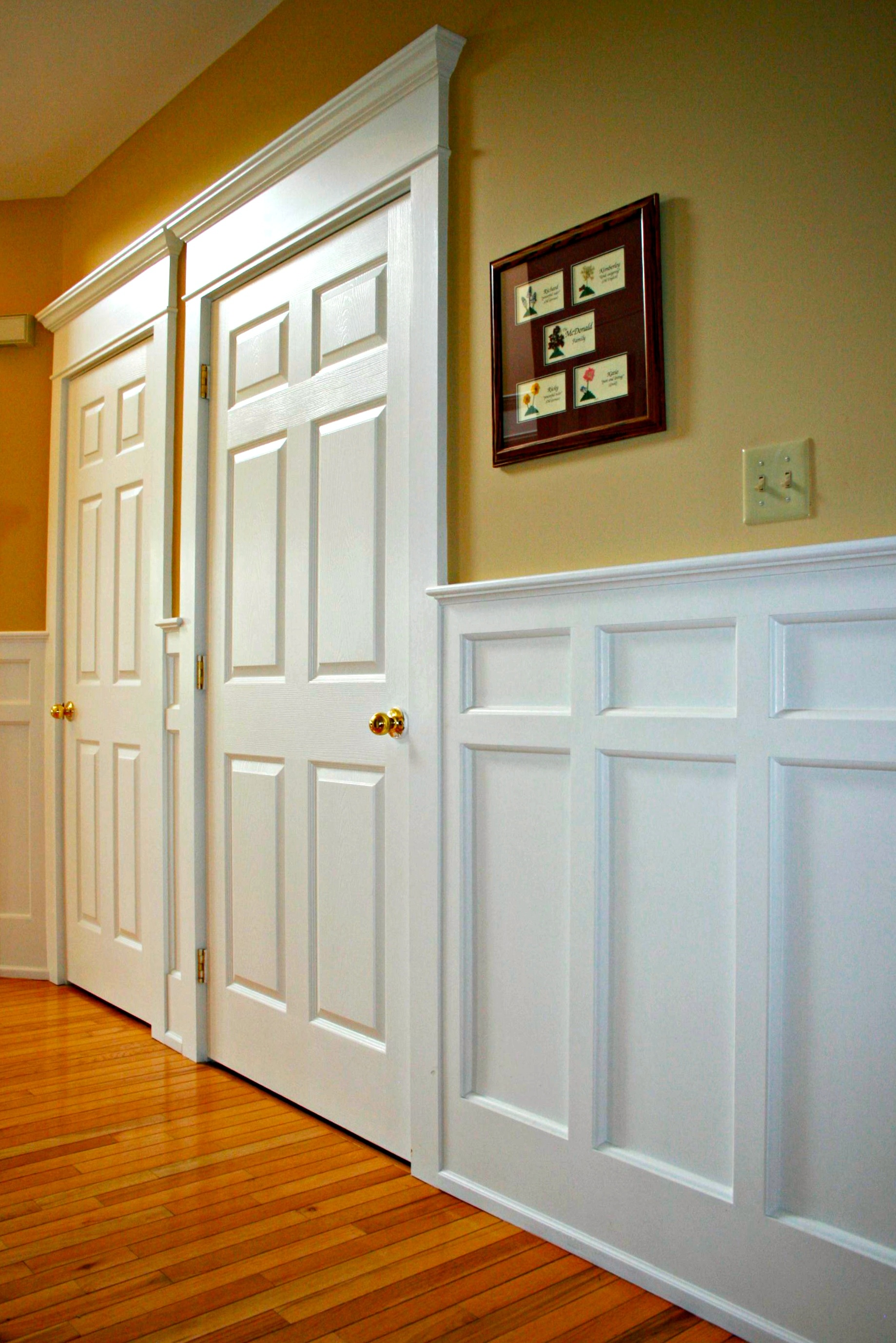 Home Depot Bathroom Design Ideas Wainscoting Installation By Deacon Home Enhancement