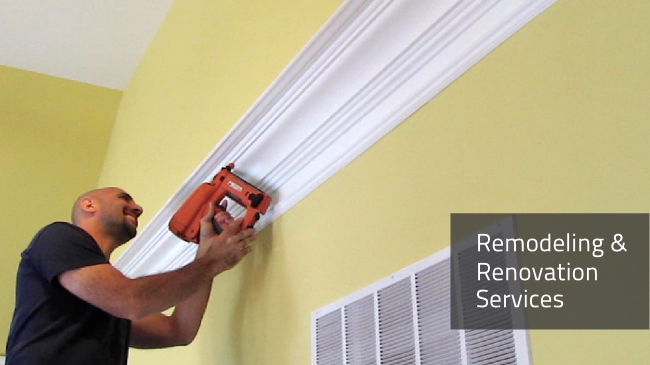 Residential Remodeling and renovation services by Deacon Home Enhancement